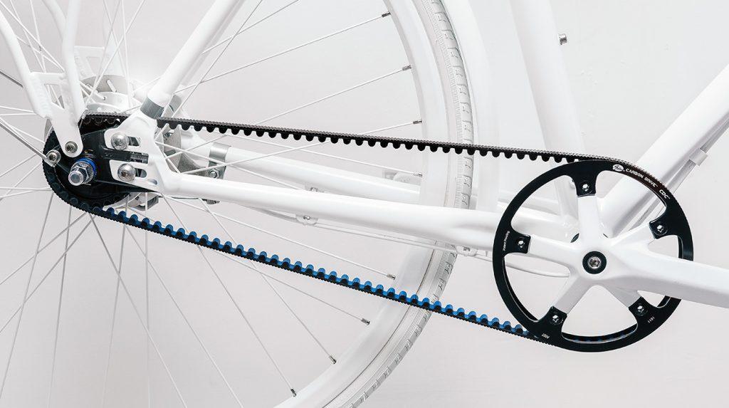 Rowery na pasku zębatym – napęd paskowy Gates Carbon Drive