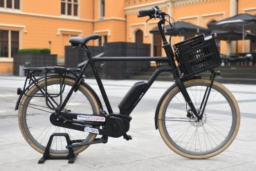Rower elektryczny do miasta BOSCH Batavus