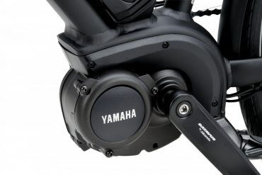 rowery elektryczne Yamaha holenderskie