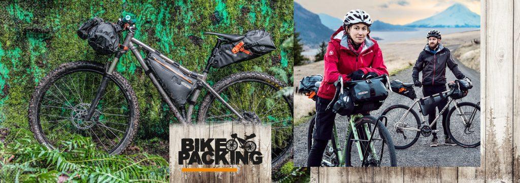 Sakwy rowerowe Ortlieb Bikepacking opis kolekcji