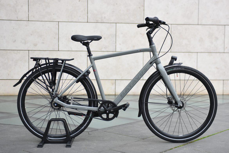 Test rower na pasku Batavus dinsdag